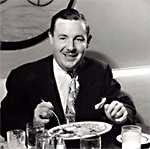 Frank McNamara, co-founder of the Diners' Club Card